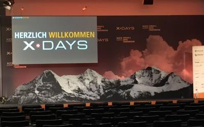 X.Days 2016 – FUSION oder Strategien im digitalen Wandel