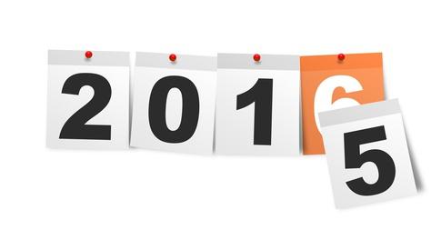 2015 im Rückblick – Ausblick auf 2016